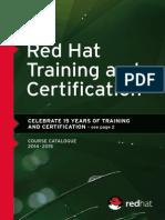Red Hat Pdf