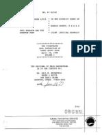 Danny Scott Goeb - Oral Deposition - April 28, 1989 - Volume 1