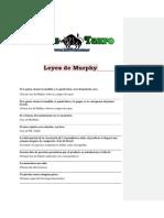 Anonimo - Algunas Leyes De Murphy.pdf