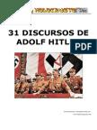 Discursos de Adolf Hitler