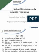 GNL Inclusion Productiva Rosendo Ramirez