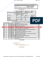 Connerat - FL Small Claims - 09003103SC - Docket Showing Dismissal