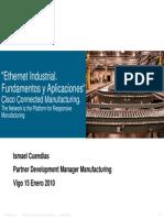 EthernetIndustrial PPT Cisco