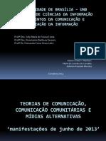Exercicio-III-Teorias Comunicacao - Comunicacao Comunitaria