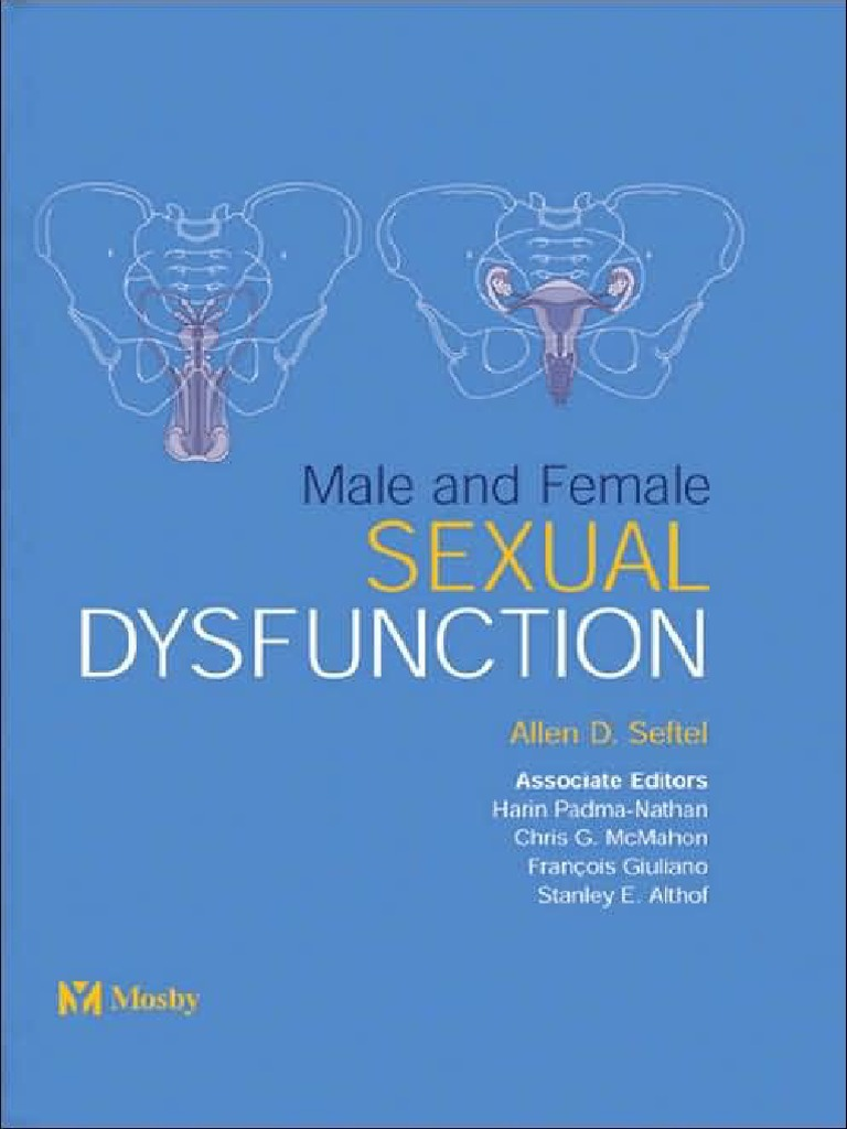 Odells wife sexual dysfunction