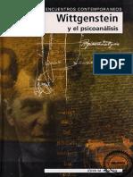 Wittgeinstein y El Psicoanalisis