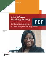 Ghana Banking Survey 2012