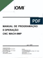 Manual de Programação CNC Romi - Mach 9.pdf