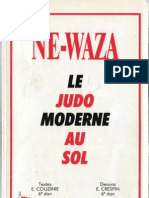 NE-WAZA Le Judo Moderne Au Sol