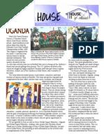 House of Friends Newsletter Nov 2009