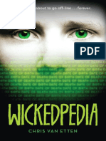 Wickedpedia by Chris Van Etten Excerpt