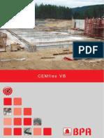 CEMflex Broschüre