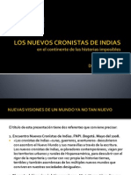 Hidalgo Nuevos Cronistas de Indias Etiqueta Negra
