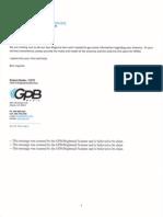 GSU-GPB Communications