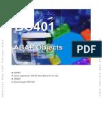 Bc401 en Col22 Fv en Abap Objects