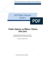 AEI Public Opinion Studies