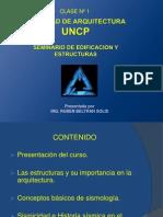 Clase 1 Seminario (2008-II)