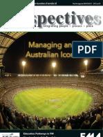 Facility Perspectives v1#4 December 2007