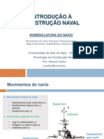 Nomenclatura Do Navio