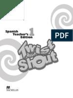 Spanish Teacher's Edition 1