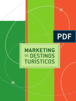 Marketing Destinos Turisticos