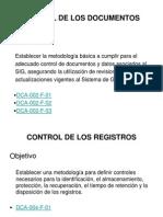 Presentacion Formatos DCA