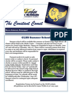 Grand Ledge High School Newsletter June 2014