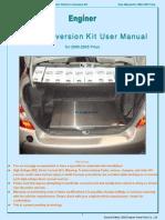 Enginer PHEV User Manual Generation 1 Prius