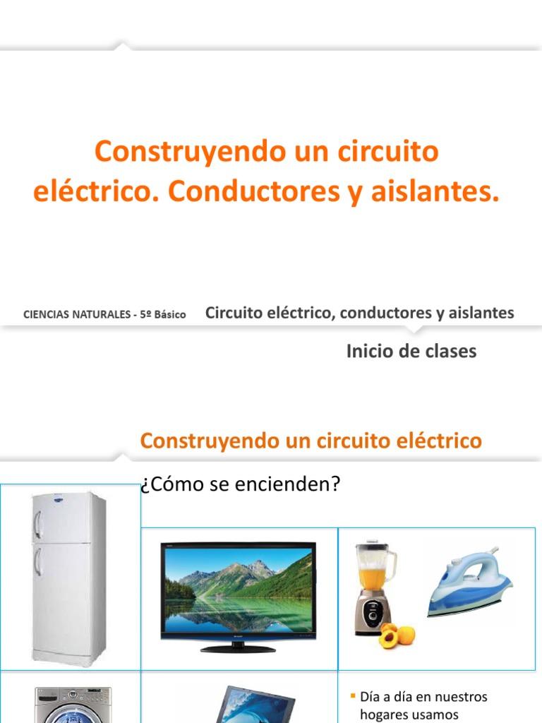 Circuito Electrico Basico : Elaborar un circuito eléctrico básico y un timbre