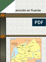 El Genocidio en Ruanda