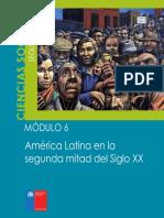 II Ciclo Guias Cs Soc Modulo N 6 America Latina en La Segunda Mitad Del Siglo XX