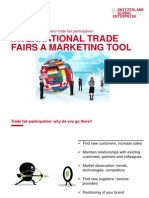 International Trade Fairs as a Marketing Tool Workshop Peru 2014 Mko