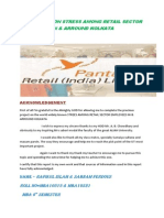 A CASE STUDY  ON RETAIL AND IT`S ASPECT