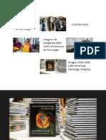 Imágenes del XXIX Congreso Latinoamericano de Sociología