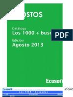 Precios de Materiales AGOSTO 2013 Opus
