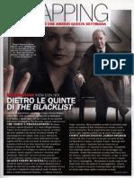 Dietro le quinte di the Blacklist