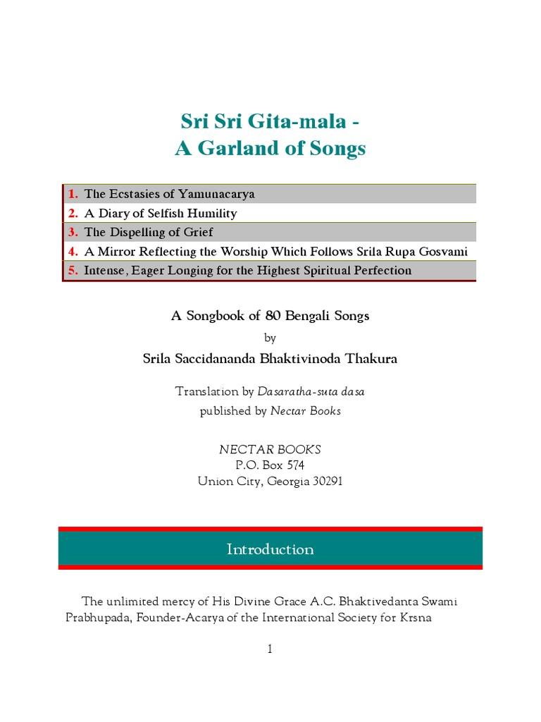 gita mala   Vaishnavism   Hindu Philosophy