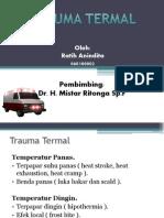 68192981 Trauma Termal