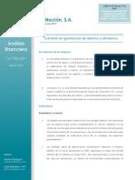 Análisis financiero de La Nación