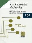 Los Controles de Precios. Vladimir Chelminski