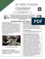 June 1 Full Bulletin