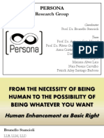 Human Enhancement as Basic Right - Atual.