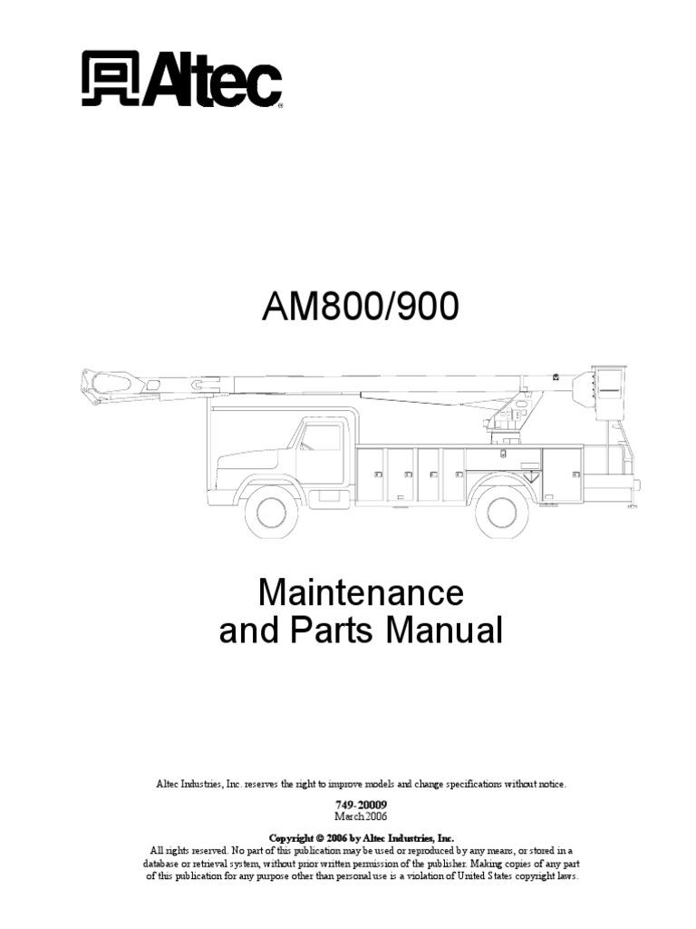 am800 900 m screw bearing mechanical rh scribd com Delta Wiring Diagram Bobcat Wiring Diagram