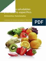 Libro Alimentos Saludables Diseno