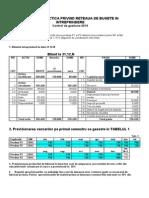Aplicatie Practica Reteaua de Bugete Din Intreprindere 2014
