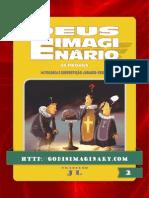Coleção Fábulas Bíblicas Volume 2 - Deus é Imaginário - 50 Provas Simples Da Inexistência de Deus