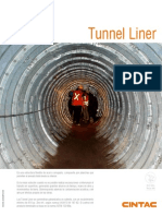 Cintac Infraestructura Vial Ficha Tunnel Liner[1] Copy