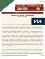 Biblioteca Virtual Latinoamericana-Poscolonialismo
