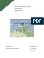Terremoto de Cariaco de 1997
