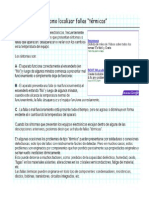 Mantenimiento Tecnicas Basicas Para Localizacion de Fallas en Tarjetas Electronicas